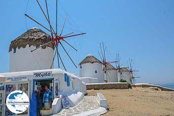 Mykonos Stadt - Chora Mykonos - Kykladen Foto 47 - Foto von GriechenlandWeb.de