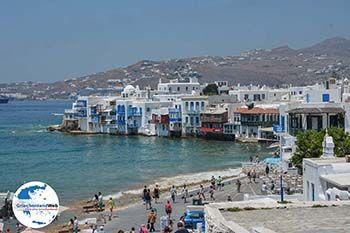 Mykonos Stadt - Chora Mykonos - Kykladen Foto 62 - Foto von GriechenlandWeb.de