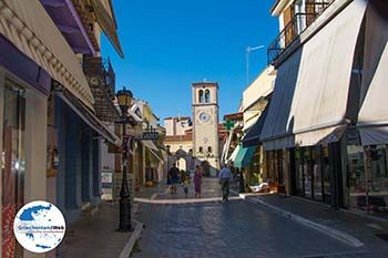 Preveza Stadt - Epirus Griechenland -  Foto 4 - Foto GriechenlandWeb.de