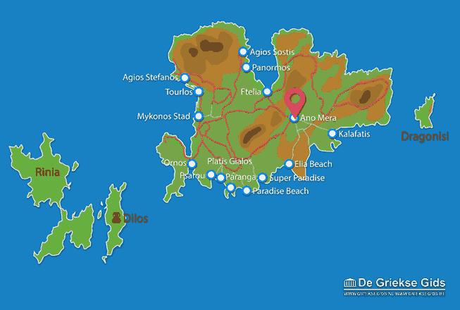 Karte Ano Mera