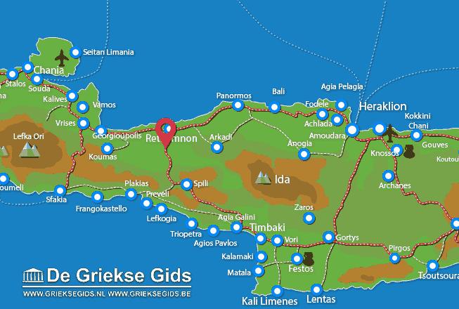 Karte Armeni