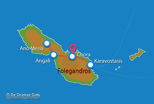 Karte Chora