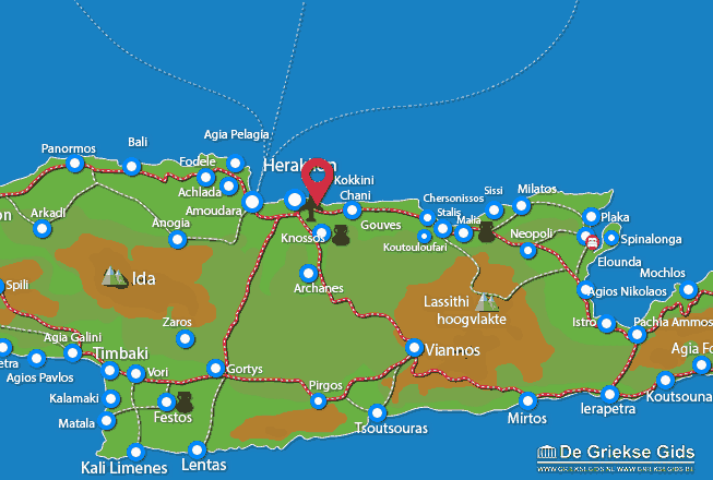 Karte Karteros
