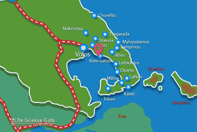 Karte Kato Gatzea