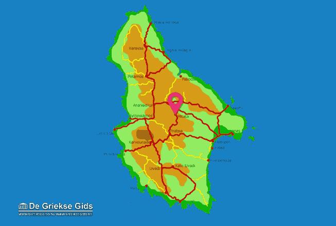 Karte Mitata