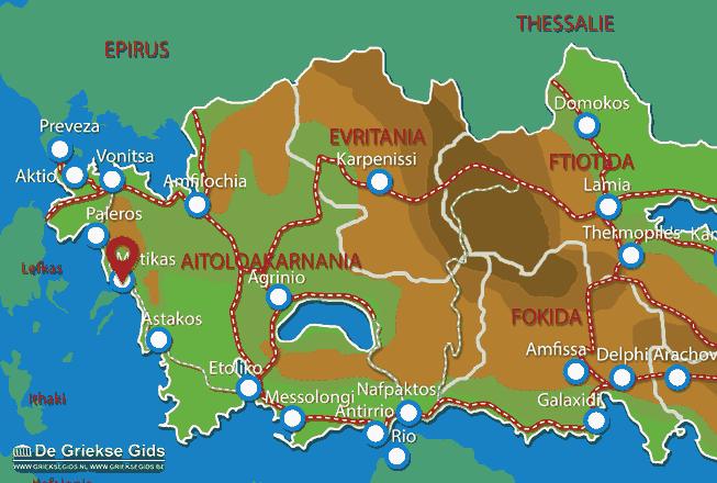 Karte Mytikas