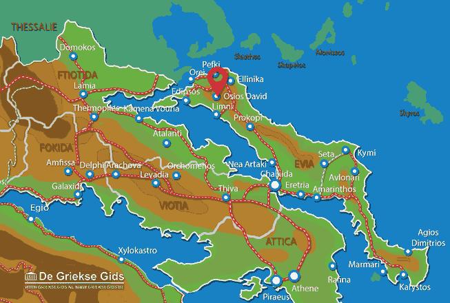 Karte Osios David