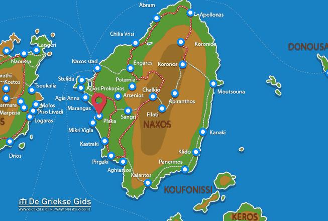 Karte Plaka