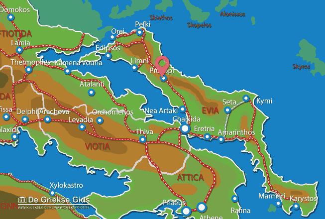 Karte Prokopi