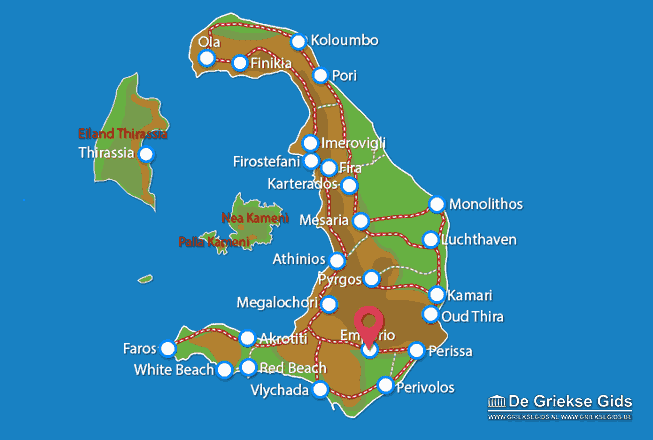 Karte Emporio