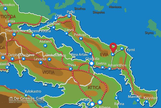 Karte Seta