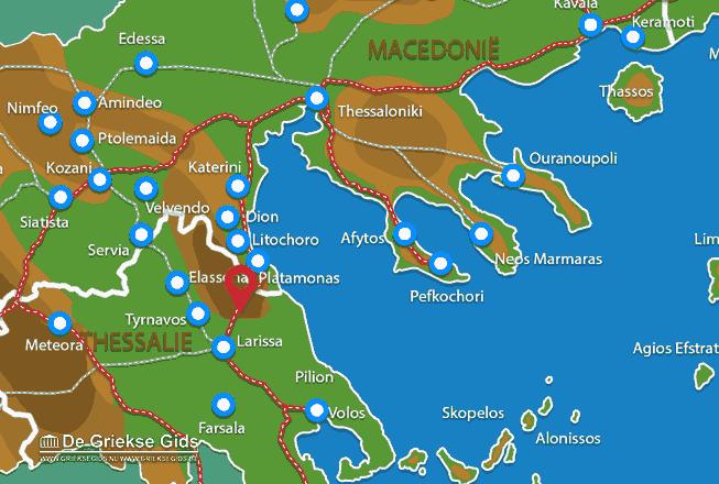 Karte Tempi