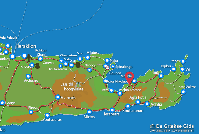 Karte Tholos